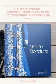 boeken, boeken lezen, boeken review, haute bordure, borduren, borduren op kleding Viktor Rolf, Cool Style, Van, Couture, Blog, Outfits, Fashion, Accessories, Sequins