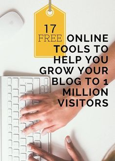 Free online tools to help you grow your blog
