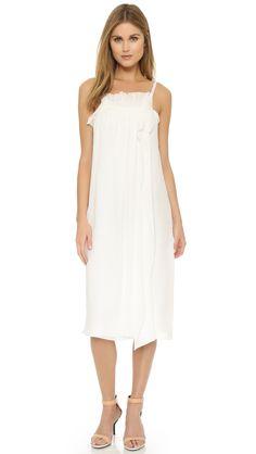 Shop 3.1 Phillip Lim Midi Dress at Modalist