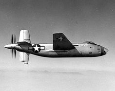 ダグラスXB42ミックスマスター(米) XB42は、米ダグラス社が第2次世界大戦中に軍の正式発注を受けずに開発を始めた…