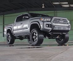 Cant wait to get my beast some tires like these! 2016 Tacoma, Toyota Tacoma 4x4, Tacoma Truck, Toyota Hilux, Toyota Tundra, Suv Trucks, Toyota Trucks, Jeep Truck, Pickup Trucks