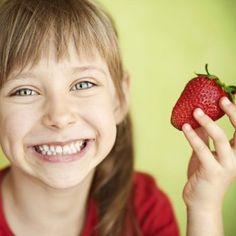 Los 8 alimentos más hidratantes para los niños.
