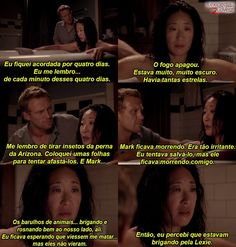Aaaaaah q dor no core 😢😢😢 Grey's Anatomy, Anatomy Grey, Greys Anatomy Memes, Cristina Yang, Medicine Student, Grey Quotes, Sandra Oh, Hero Movie, Memes Br