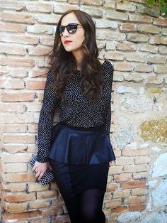 1000 maneras de vestir: Peplum