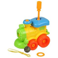 PUZZLE TOY DIY TRAIN PLAY SET TOY GAME FOR KIDS CHILDREN GREAT GIFT PRESENT IDEA #Unbranded Toy Diy, Diy Toys, Puzzle Toys, Games For Kids, Great Gifts, Presents, Train, Play, Children