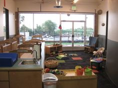 Reggio Emilia Classrooms Setup | Is a Non-Traditional school right for you? Open Air Academy might be a ...