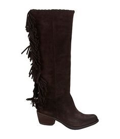 $89.99 at Dillards from the Reba collection...Love these! Probably too young a style for me, but I've always loved this style!