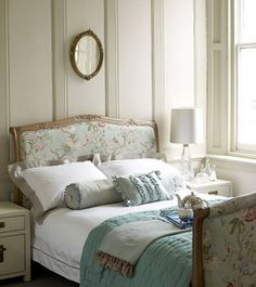 Inspiration ⨠ French Styled Bed { French Charmed }