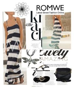 """ROMWE 2\10"" by maidahadzic ❤ liked on Polyvore featuring IOANNIS and Michael Kors"