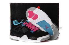 http://www.kidsjordanshoes.com/nike-air-jordan-4-kids-dynamic-blue-white-black-pink.html Only$89.00 NIKE AIR JORDAN 4 KIDS DYNAMIC BLUE WHITE BLACK PINK Free Shipping!