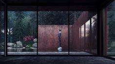 sergey makhno rose house designboom