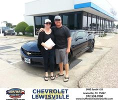 #HappyAnniversary to Andrea Bond on your 2011 #Chevrolet #Camaro from Bert Aguayo at Huffines Chevrolet Lewisville!