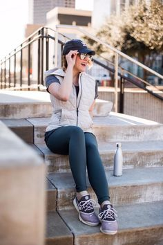 workout clothes eBay on Fashion And Frills Dallas blogger