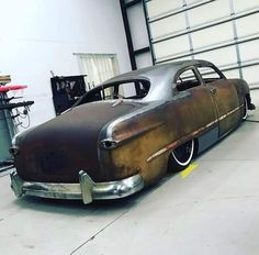 Weird Cars, Cool Cars, Crazy Cars, 1954 Chevy Bel Air, Old School Cars, Sweet Cars, Us Cars, Car Ford, Modified Cars