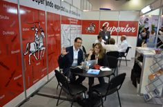 ExpoProduccion 2014 - our friends at Superior!