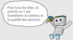 Pour gagner en visibilité sur les moteurs de recherche, et optimiser son site, il est nécessaire de connaître le fonctionnement des moteurs de recherche.