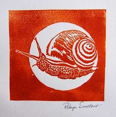 snail by robyn sinclair