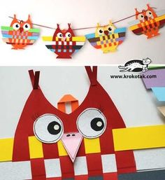 COW IN BLACK AND WHITEHere's a simple and fun farm animal craft for kids! Farm Animal Crafts, Fox Crafts, Animal Crafts For Kids, Toddler Crafts, Art For Kids, Autumn Crafts, Summer Crafts, Paper Owls, Paper Art