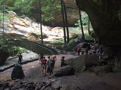 15 Of The Best Hiking Trails In Ohio