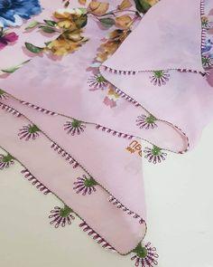 Image may contain: text Tesettür Eşarp Modelleri 2020 Saree Tassels Designs, Hand Embroidery Patterns Flowers, Viking Tattoo Design, Sunflower Tattoo Design, Needle Lace, Homemade Beauty Products, Knitted Shawls, Baby Knitting Patterns, Knitting Socks