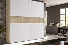 27+white+wardrobe+wood+finish+sliding+wardrobe.jpg (600×400)
