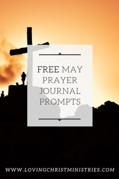 Use the May prayer journal prompts to stay focused on the One who matters the most. Live intentionally through prayer to stay close to God. Christian Retreat, Christian Living, Christian Devotions, Christian Encouragement, Christian Women's Ministry, Feeling Insecure, Dear God, Thank You God, Attitude Of Gratitude