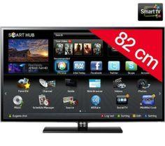 Tecnología - SAMSUNG Televisor LED Smart TV UE32ES5500 -  http://tienda.casuarios.com/samsung-televisor-led-smart-tv-ue32es5500/