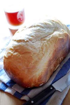 Receta de Pan Blanco. Receta para panificadora Bread Machine Recipes, Bread Recipes, Friendship Recipe, My Recipes, Healthy Recipes, Pan Bread, Our Daily Bread, Bread And Pastries, Flan