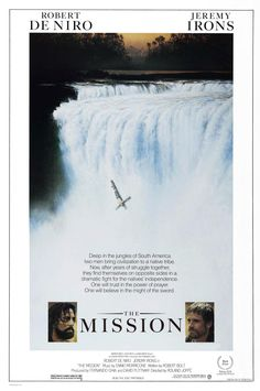 The Mission (1986) - (cast Robert De Niro)