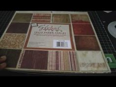 ▶ Burlap Gift Card Holders - The Cutting Cafe - YouTube