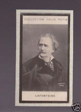 LAFONTAINE France Entertainer 1908 FELIX POTIN CARD