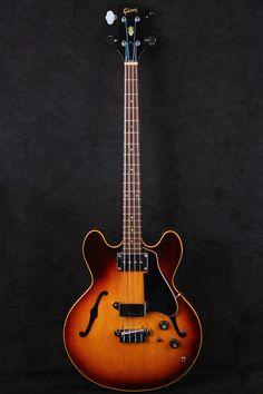 1967 Gibson EB2 Bass.