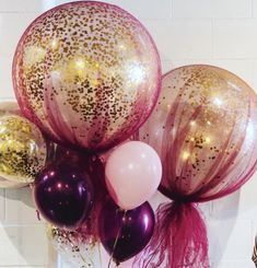 Soft Elegant And Very Sophisticated Tulle Balloons