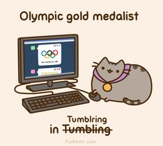 The Morning GIF: Olympic gold