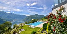 Luxury villa for sale in Carona, Ticino, Switzerland
