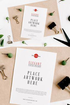 Free-Premium-Paper-Mockup-PSD-For-Designers-2018