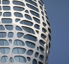 Conrad Hotel in Beijing, China - MAD Architects