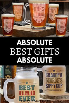 craft meaningful custom gifts that hell treasure forever like an engraved silver pocket watch a beer mug with his name on it or a personalized picture