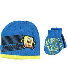 "SpongeBob Squarepants Boys ""Ready for Action"" « Clothing Impulse"