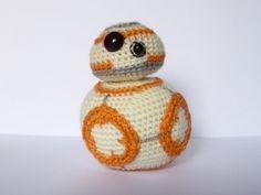 Star Wars BB-8 Crochet Pattern