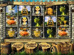Once Upon A Time gokkast - blijf op de hoogte met ons op en ontdek meer #gokkastenonline