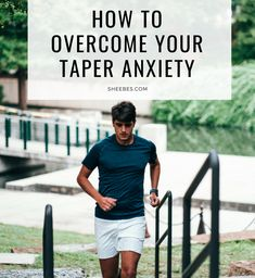 If you have marathon taper anxiety and want to feel confident on race day, you'll find specific tips on how to overcome your taper anxiety. Marathon Runners, Marathon Motivation, Half Marathon Training, How To Gain Confidence, Fitness Magazine, Training Plan, Yoga, Running Tips, Fandom