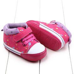 3c833849 Envío Gratis 1 Par de Los Bebés Lindos Niños Suaves del Pesebre zapatos  Infantiles Del Niño Zapatilla de deporte de Cuero de LA PU de los Bebés De  0-18 ...