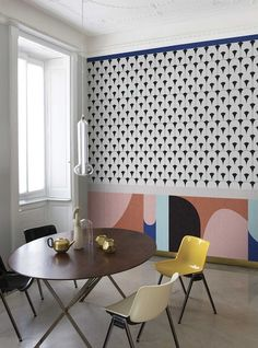 7 WALLPAPER DESIGNS THAT ARE PERFECT FOR YOUR ACCENT WALL #londonart #interiordesign