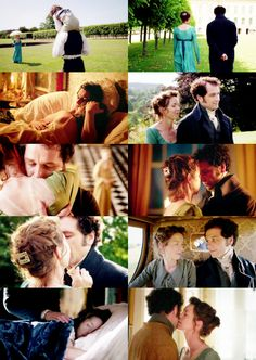 Marry the person your heart cries out for. And when you have that person, do not doubt them. Not for a single moment.  - Death Comes To Pemberley