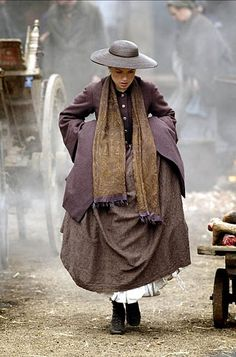 North and South (2004)- Margaret Hale (Daniela Denby-Ashe) #CostumeDesign Mike O'Neill #BBC #TVserie