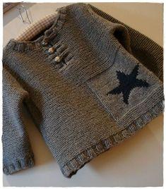 Le dernier tricot.