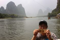 China Travel Album: Guilin--Yangshuo