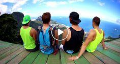 Três Anos De Viagem Pelo Mundo Entre Amigos Num Vídeo De Três Minutos Inspiradores