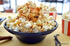 Popcorn cu caramel sau zahăr ars - făcut în casă reteta savori urbane